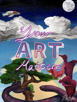 Your art matters
