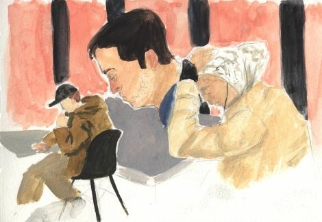 coffee shop paint study22216
