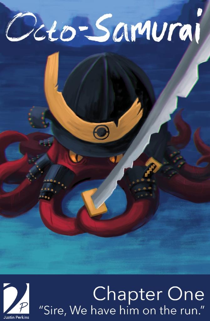 Octo-Samurai ch1 cover