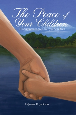 """Cover art for """"Peace of Your Children Book"""""""