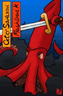 Octo-Samurai Flashback cover
