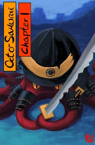 Octo-Samurai Chapter 1 cover